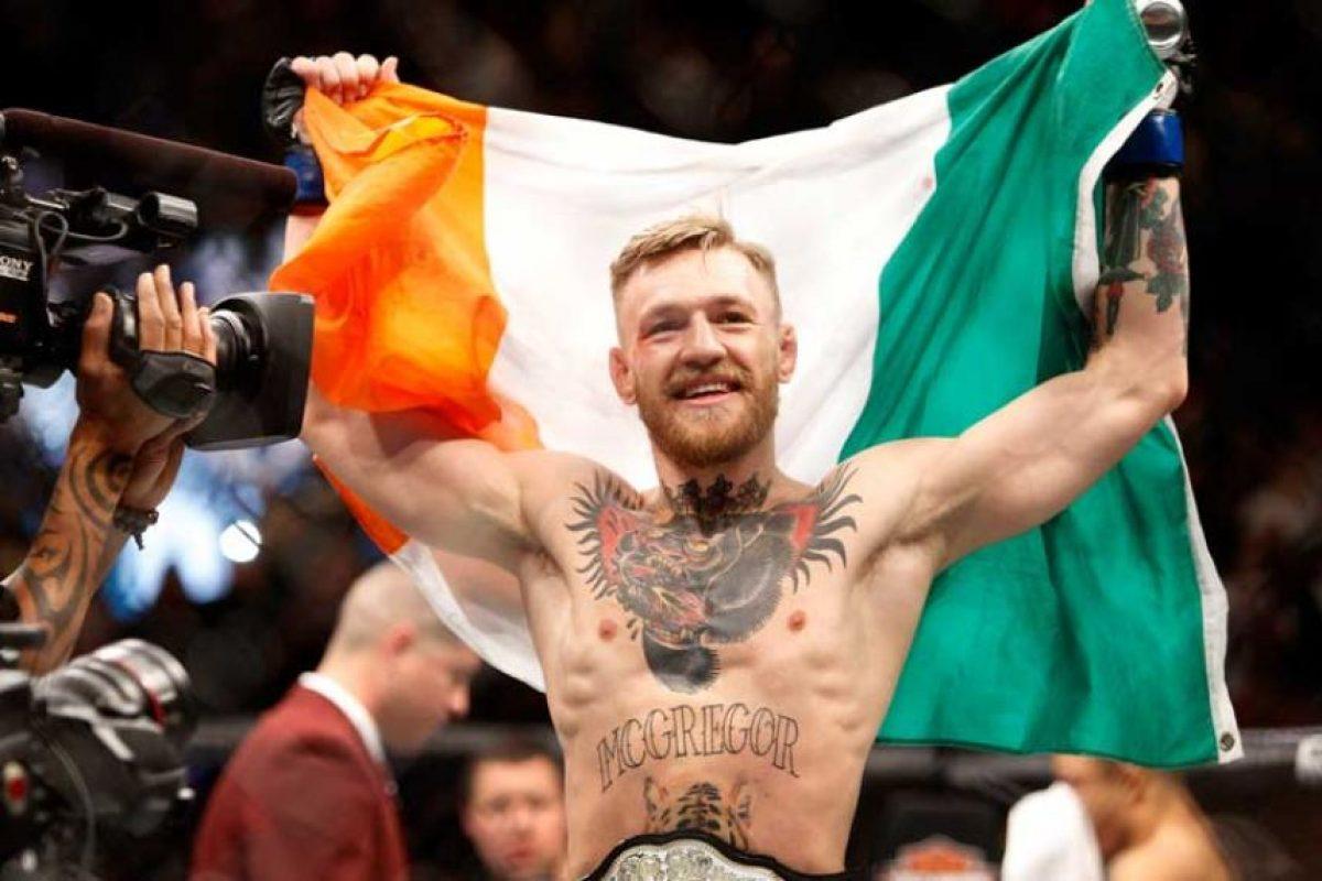 Conor McGregor Foto:Getty Images. Imagen Por: