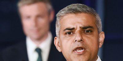 El nuevo alcalde de Londres, musulmán de orígenes pakistaníes