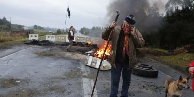 "Alcaldes de Chiloé exigen al Gobierno enfrentar ""múltiples demandas"" de la zona"