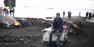 Greenpeace llega a Chiloé para investigar crisis ambiental por marea roja