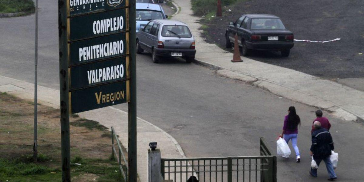 Detienen por robo a otro reo que salió con libertad condicional en Valparaíso