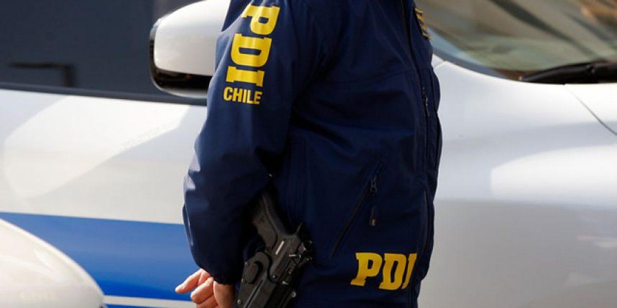 PDI detuvo a narcotraficante brasileño que operaba en Valparaíso
