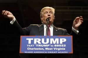 Donald Trump y el Partido Republicano Foto:AP. Imagen Por: