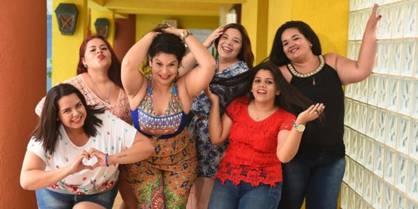 . Imagen Por: Vía facebook.com/Miss-Gordita-Paraguay-Pagina-Oficial