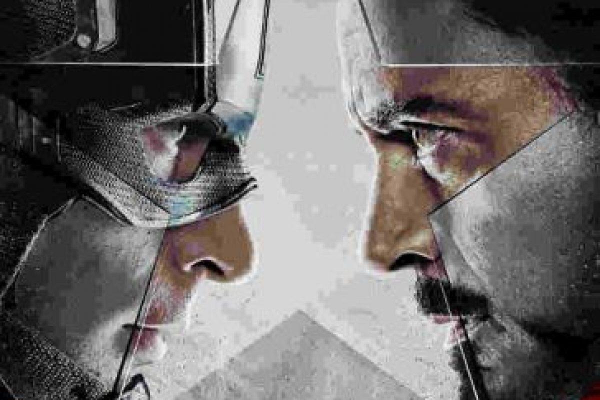 Tal es el caso de el Capitán América e Ironman. Foto:Marvel. Imagen Por: