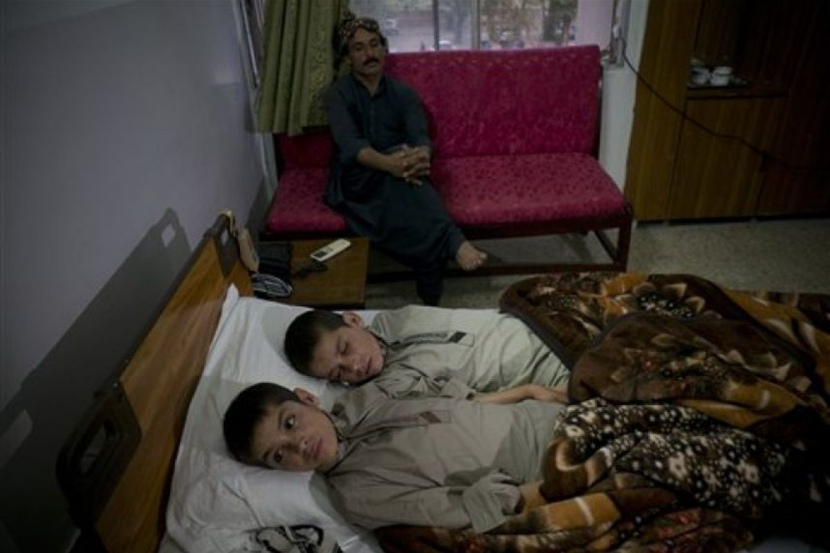 Ambos nacieron al sur del país. Foto:AP. Imagen Por: