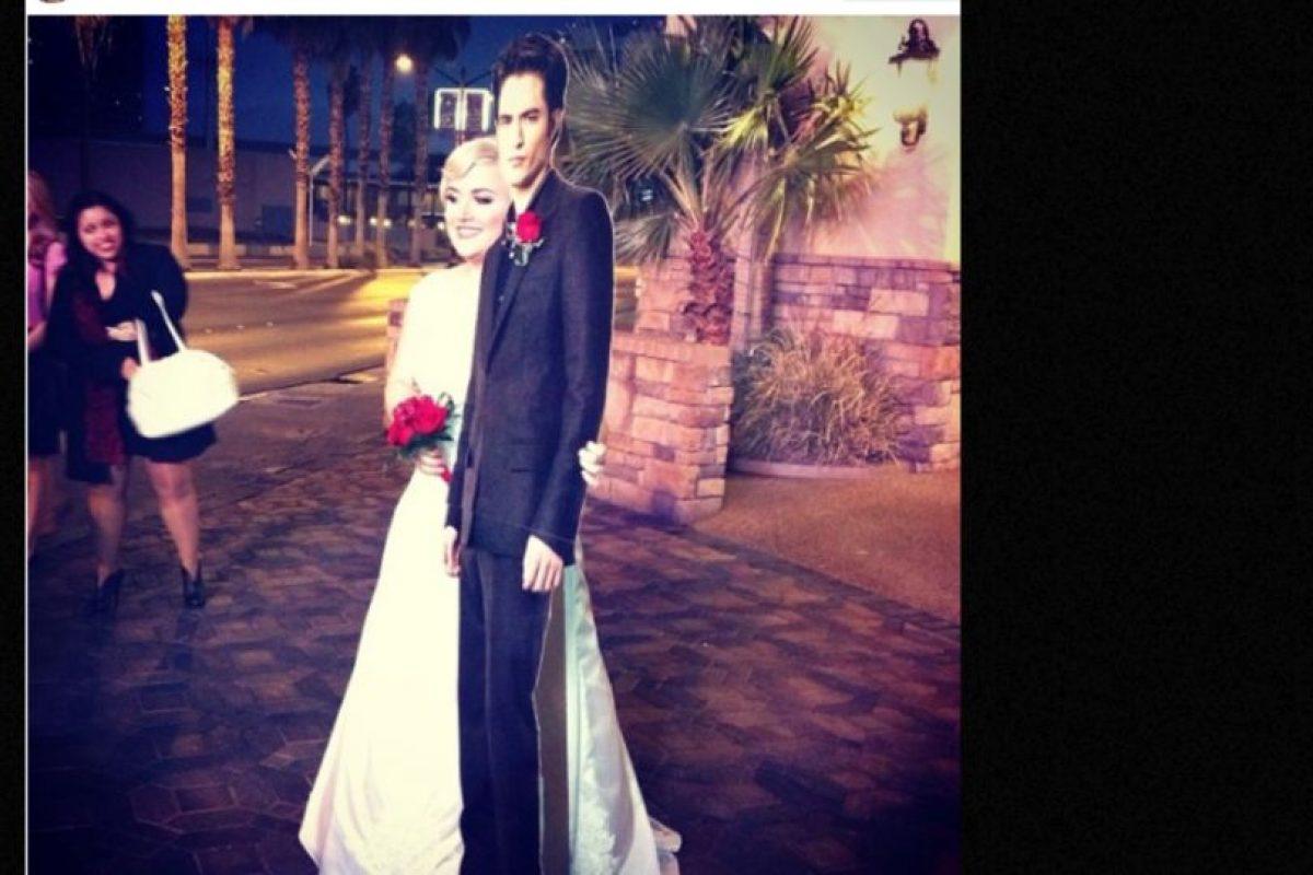 La que inventó esta boda. Foto:vía Tumblr. Imagen Por: