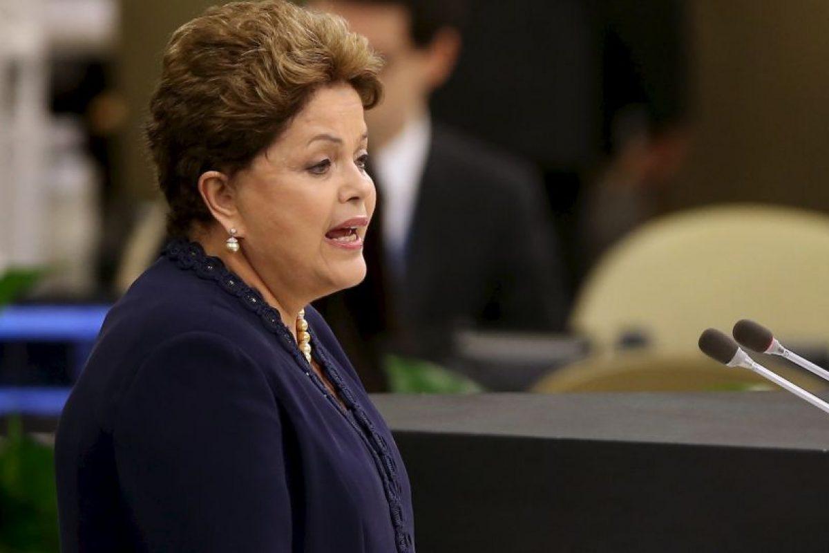 Dilma Rousseff Foto:Getty Images. Imagen Por: