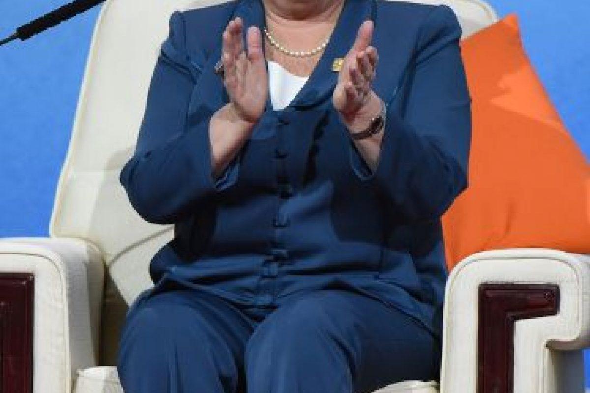 Francisca Valentina Dávalos Bachelet, de 30 años, Jorge Alberto Sebastián Dávalos Bachelet, de 37 años y Sofía Catalina Henríquez Bachelet, de 24 años. Foto:Getty Images. Imagen Por: