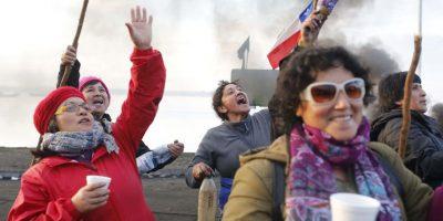 Chiloé: continúa paro de pescadores tras fracasar negociaciones