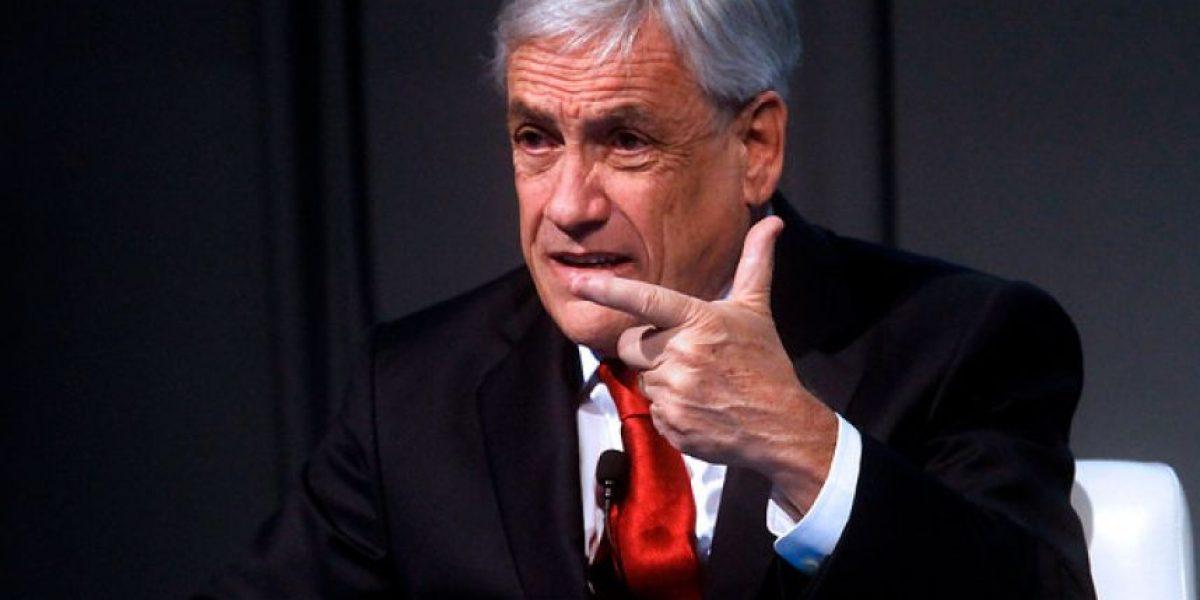 Las tres debilidades del Proceso Constituyente según el ex Presidente Piñera