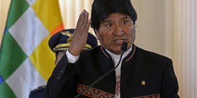 Morales denuncia que Chile instaló base militar cerca de la frontera: