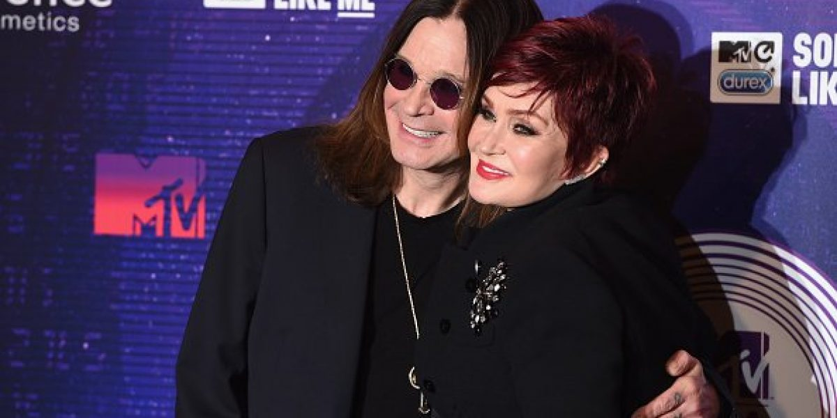 Ozzy y Sharon Osbourne se separan después de 33 años de casados