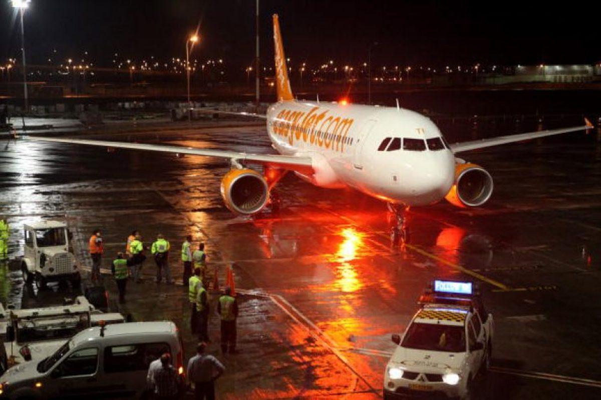 Laolu Opebiyi, de 40 años, fue interceptado por agentes de seguridad tras abordar un vuelo de la compañía EasyJet, que se dirigía de Londres hacia Ámsterdam. Foto:Getty Images. Imagen Por: