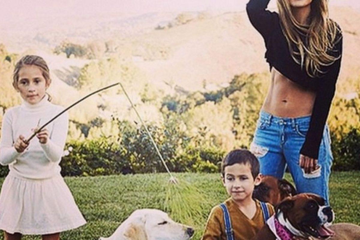 Jennifer López y Emme Foto:Vía instagram.com/jlo/. Imagen Por: