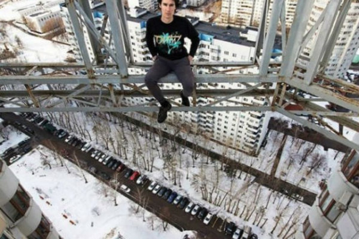 Él no es el único apasionado, pero si uno de los más conocidos. Foto:instagram.com/kirill_oreshkin_official/. Imagen Por:
