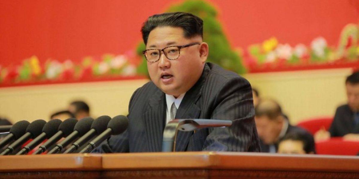 Kim Jong-un fue nombrado presidente del partido único de Corea del Norte