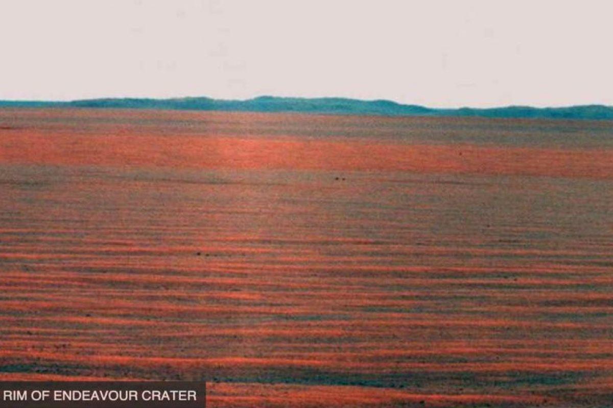 La Antártida es lo más parecido a Marte que conoce el ser humano. Foto:NASA. Imagen Por: