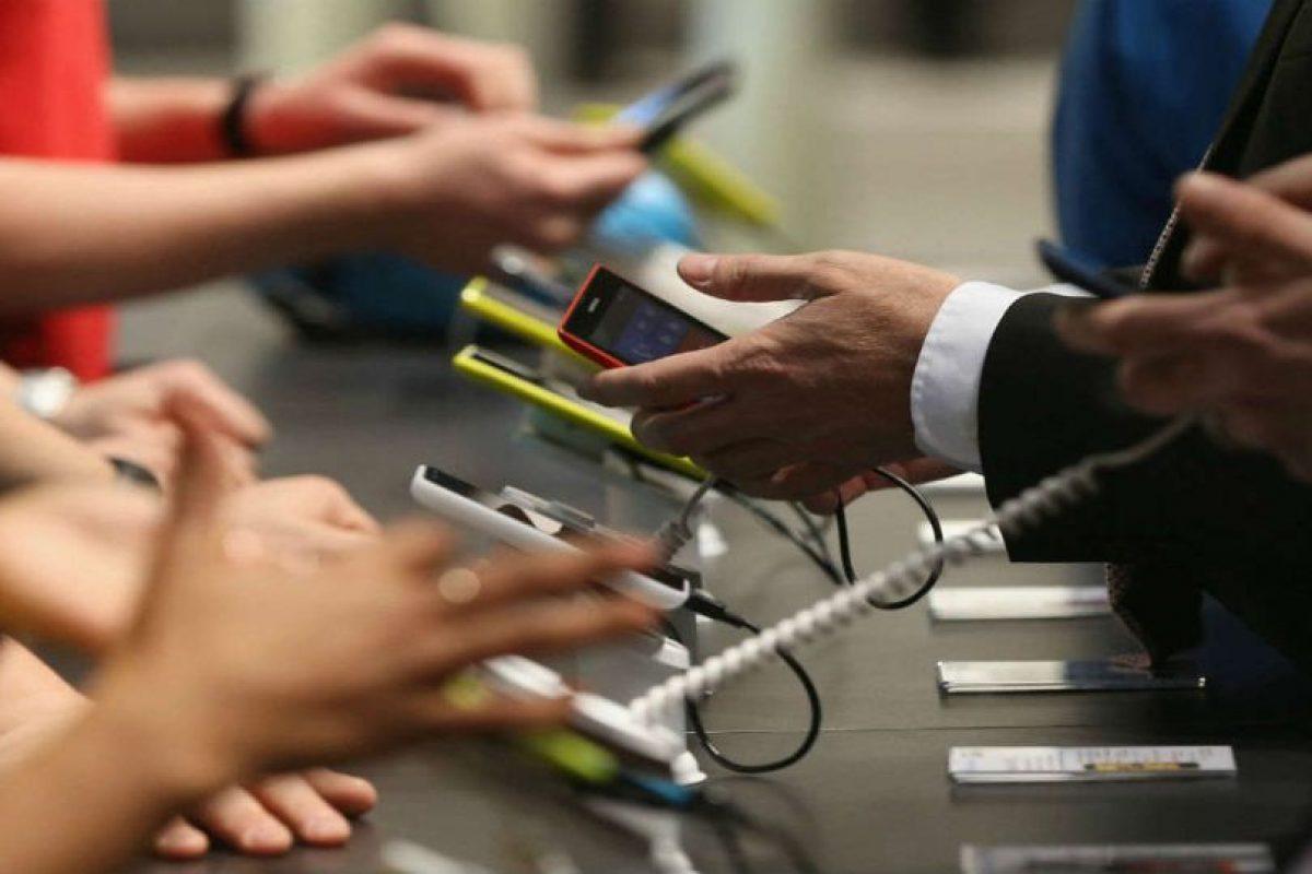 No traemos el cargador o simplemente no nos da tiempo. Foto:Getty Images. Imagen Por: