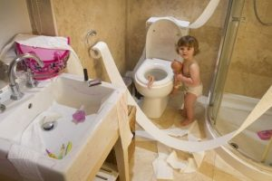 """Una """"divertida"""" fiesta de papel. Foto:Vía Pinterest. Imagen Por:"""