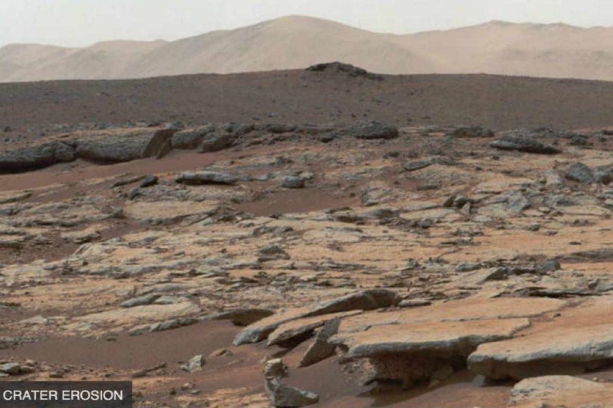 Marte también tiene 4 estaciones. Foto:NASA. Imagen Por: