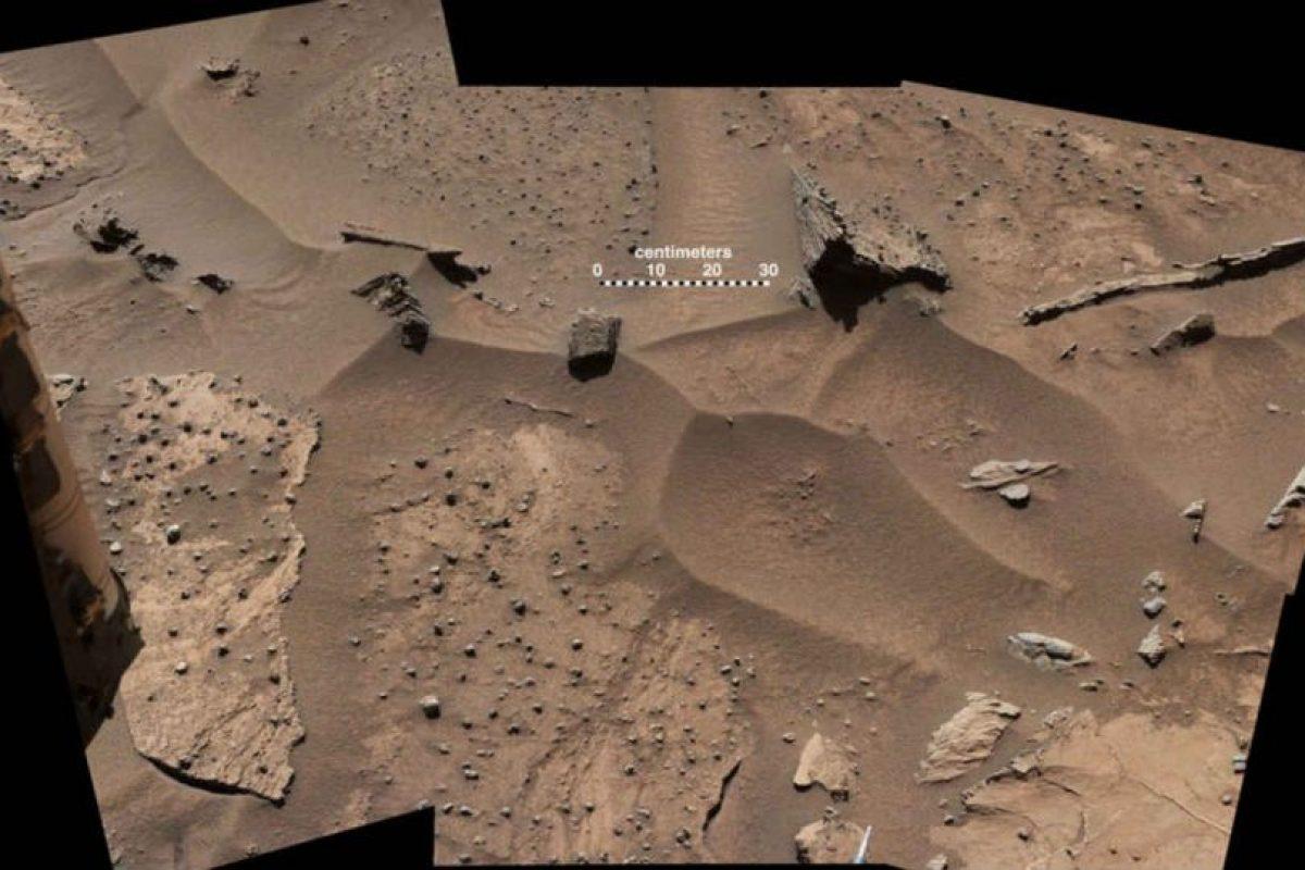 El mes de marzo fue nombrado por el planeta Marte. Foto:NASA. Imagen Por: