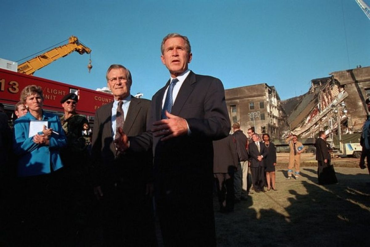 Foto: George W Bush Presidential Library and Museum. Imagen Por: