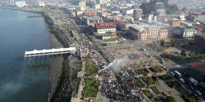 Edil de Dalcahue y protestas por marea roja: estamos