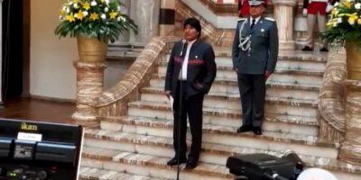 Bolivia: Evo Morales aseguró que