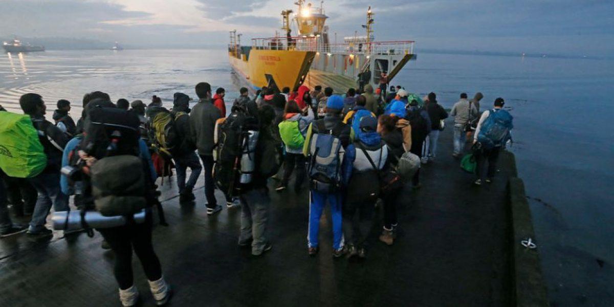 """Embajada de EE.UU solicitó al Gobierno """"evacuar a estadounidenses"""" de Chiloé"""