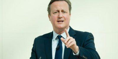 Cameron afirma que salir de la UE amenazaría la paz en Europa