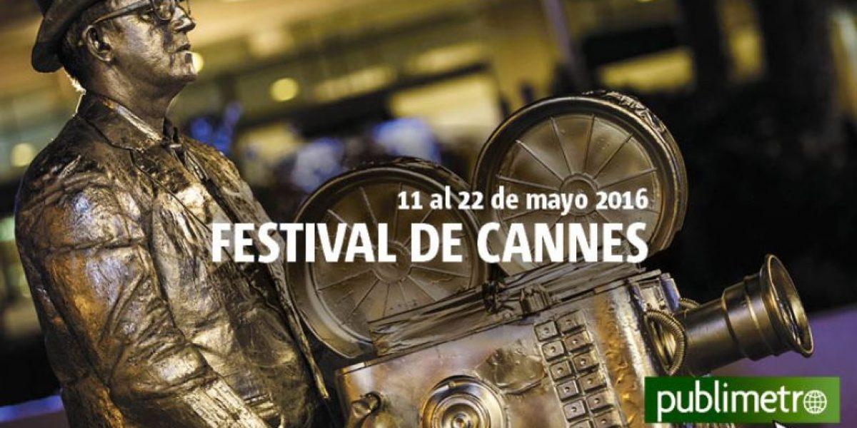Infografía: festival de Cannes 2016