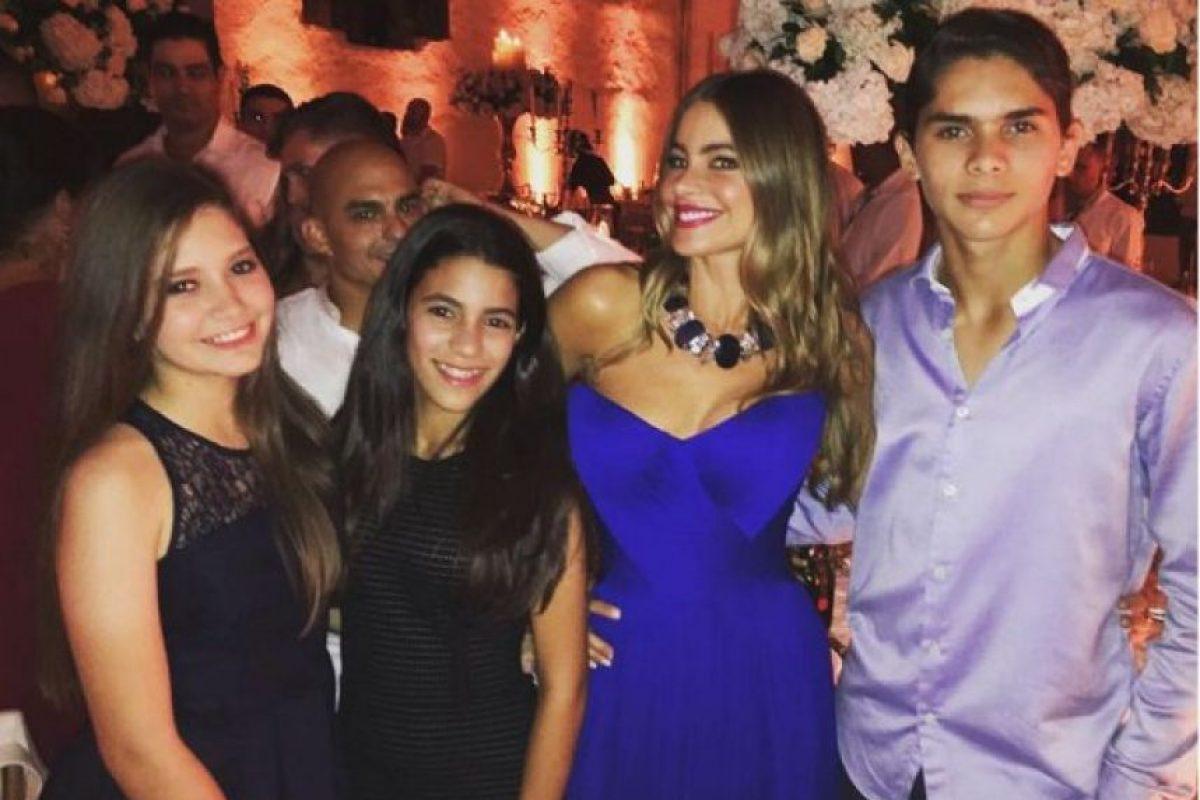 Foto:Vía instagram.com/sofiavergara. Imagen Por: