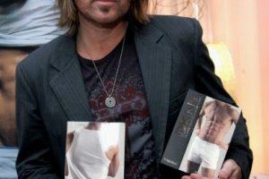 El padre de Miley Cyrus. Con sus mechas gigantes. Todo él. DILF. Groar. Foto:vía Getty Images. Imagen Por: