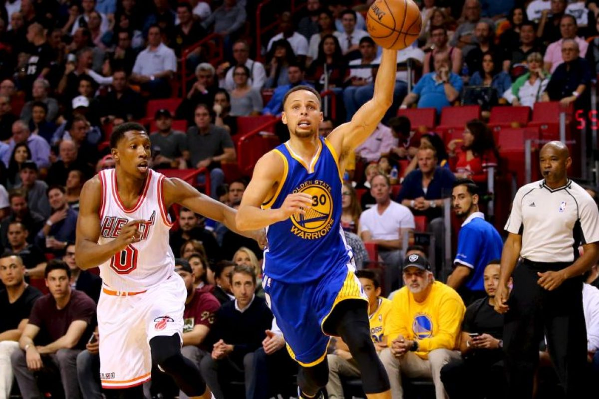 Stephen Curry volverá a ser el MVP de la NBA Foto:Getty Images. Imagen Por: