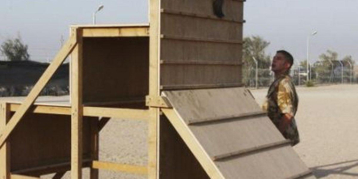 Perro salvó a militares de morir a manos del Estado Islámico
