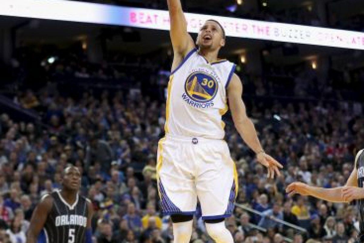 Es el líder de los campeones Golden State Warriors Foto:Getty Images. Imagen Por: