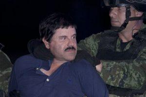 El 8 de enero de este año el narcotraficante fue detenido en el estado de Sinaloa, México. Foto:AP. Imagen Por: