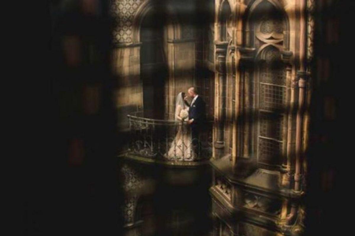 Imágenes de la Boda al estilo Harry Potter Foto:Via Kelly ClarkeVia Kelly Clarke. Imagen Por: