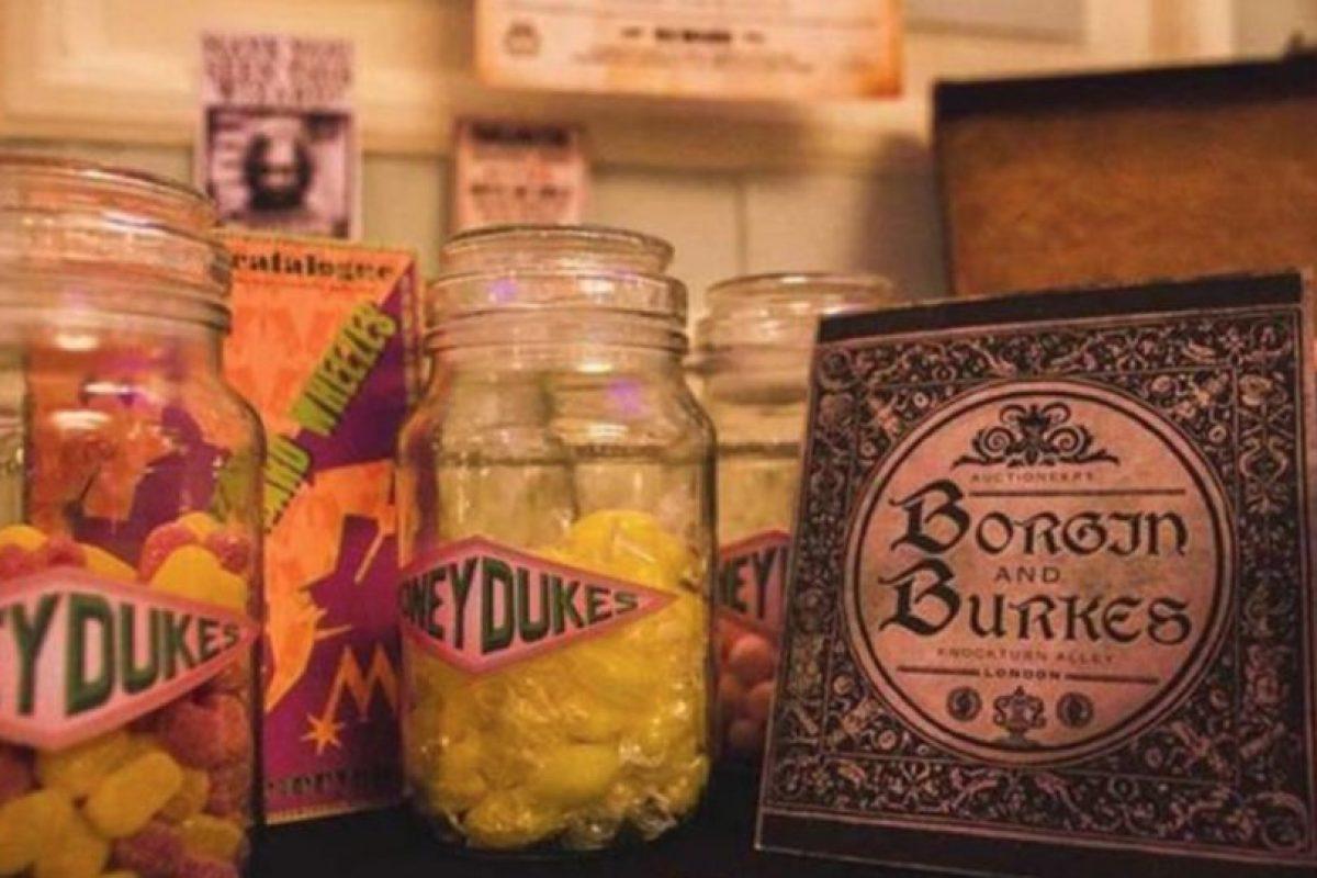 Imágenes de la Boda al estilo Harry Potter Foto:Via Kelly Clarke. Imagen Por: