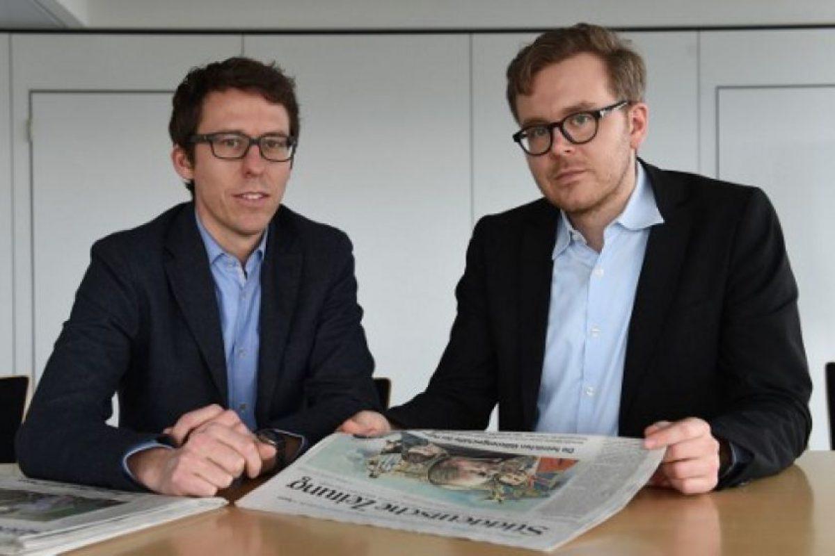 Todo comenzó con un enigmático mensaje que una persona anónima envió al diario alemán Süddeutsche Zeitung Foto:AFP. Imagen Por: