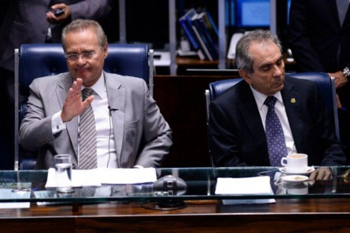 Sin embargo, el presidente del Senado continuará con el proceso. Foto:AFP. Imagen Por: