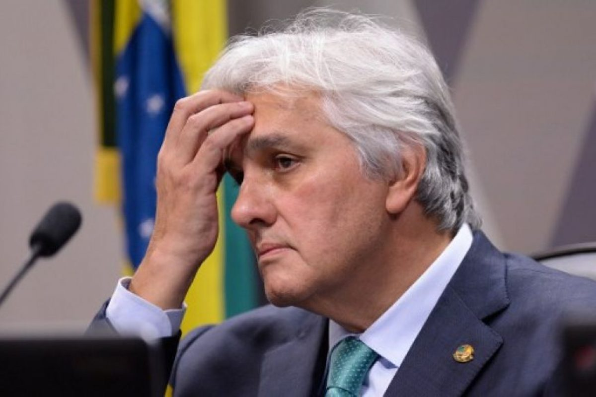 Waldir Maranhão, el presidente de la Cámara de diputados decidió anular la sesión del 17 de abril. Foto:AFP. Imagen Por: