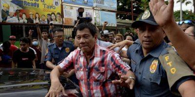 Rodrigo Duterte: