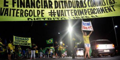 Fracasa el intento por frenar el proceso político contra Rousseff