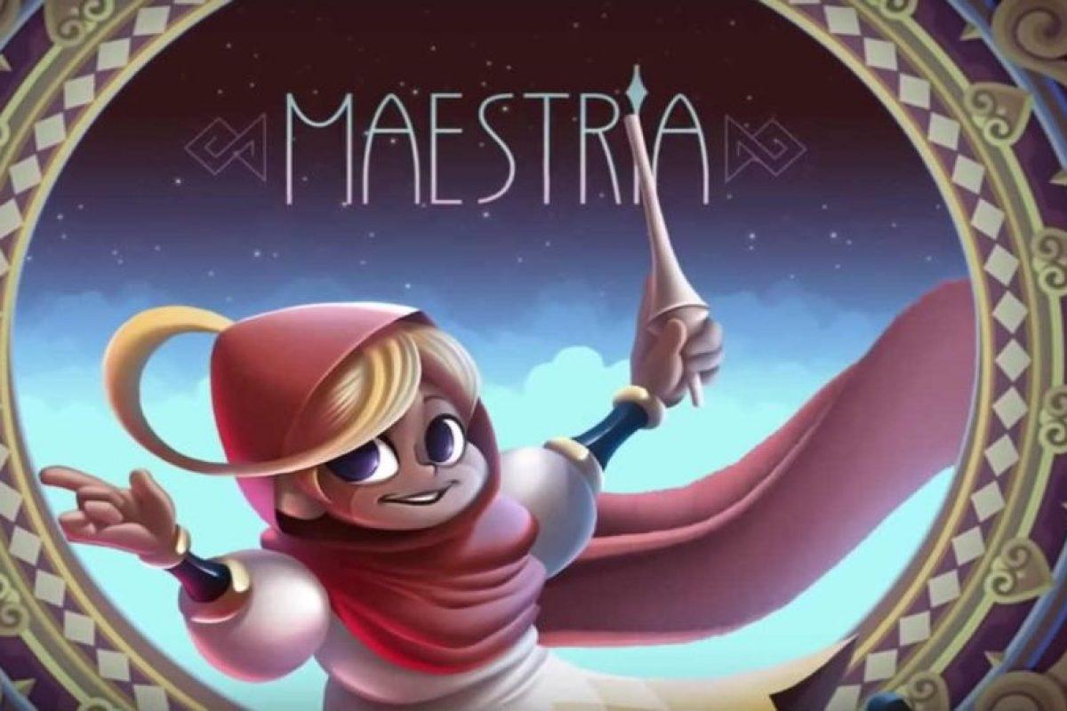 """""""Maestria"""" fue creado por Antoine Latour. Foto:Maestria. Imagen Por:"""