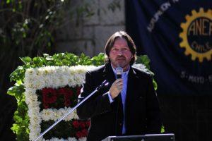 Diputado Tucapel Jiménez, hijo del asesinado líder sindical. Foto:Archivo Agencia Uno. Imagen Por: