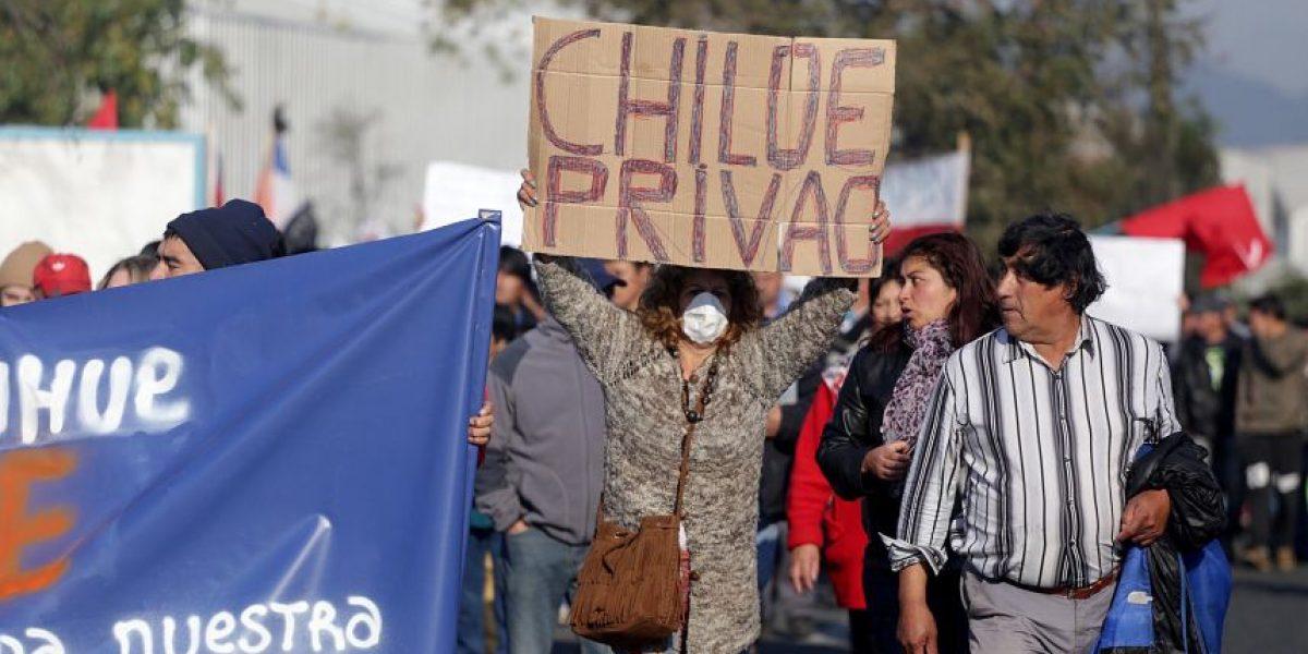 Catástrofe en el sur: Ancud presenta petitorio por separado y demuestra división entre localidades