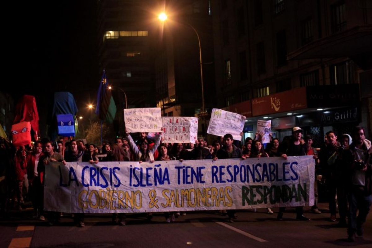 Concepción. Foto:Agencia Uno. Imagen Por: