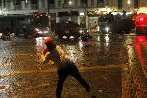 Hechos en Valparaíso. Foto:ATON Chile. Imagen Por: